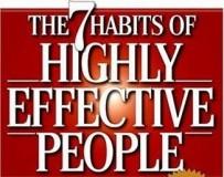 Cartea zilei: Dezvoltare personală - Cele 7 deprinderi ale persoanelor eficace