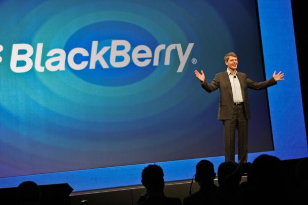 BlackBerry a cumpărat un avion, înainte de a anunța pierdere de 1 miliard de dolari