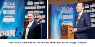 Peste 350 de practicieni în resurse umane au participat la Conferința HR Change Champion