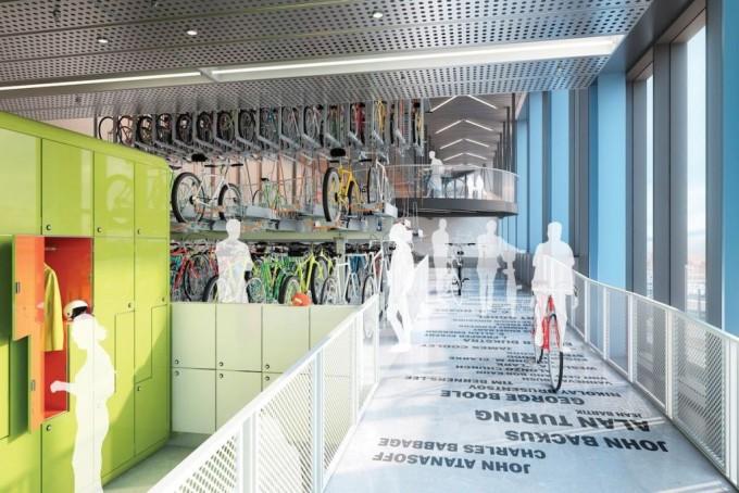 Sediul Google din Londra - O investiție de 1 miliard de dolari
