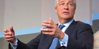 James Dimon, CEO JP Morgan