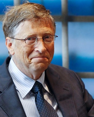 Bill Gates Sursa: guardian.co.uk