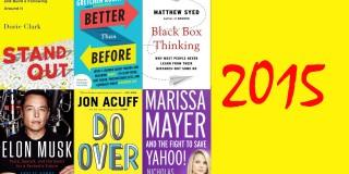 Cele mai bune cărți pentru antreprenori din anul 2015