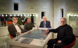 Dan C. Mihăilescu, Lucian Boia, Horia Roman Patapievici şi Grigore Leşe, de Ziua Culturii Naţionale, la TVR