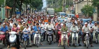 La pas, prin Vietnamul de Nord (I)