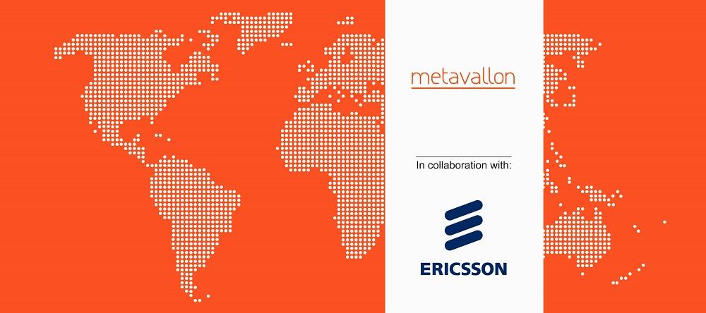 Ericsson susține acceleratorul de startup-uri Metavallon