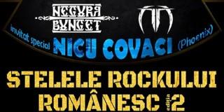 Stelele Rockului Românesc II la Arenele Romane