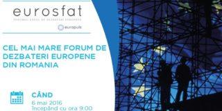 Eurosfat: Este România pregătită pentru examenul de maturitate în UE?