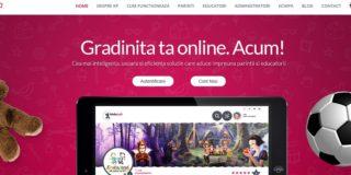 kinderpedia : Aplicație românească dedicată grădinițelor și părinților