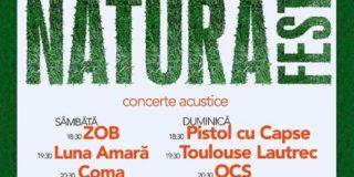 Natura Fest la Parcul Izvor