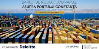 Impactul Noului Cod Vamal asupra Portului Constanța