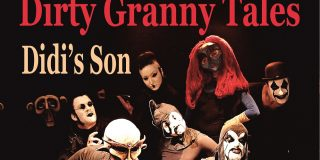 Dirty Granny Tales la Festivalul International de Carte Transilvania 2016