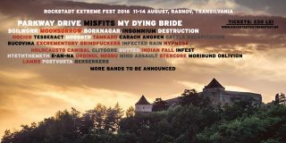 Rockstadt Extreme Fest 2016 la Cetatea Rasnov