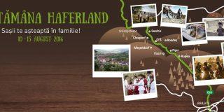 Incepe Saptamana Haferland, festivalul sasilor din transilvania