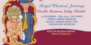 Royal Music Journey: Concert de gala de muzica baroca