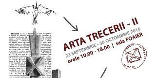 ARTA TRECERII II, expoziţie dedicată lui Brâncuși la Muzeul Național al Țăranului Român