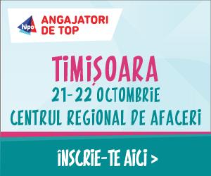 Angajatori de Top, Timișoara, 21-22 octombrie