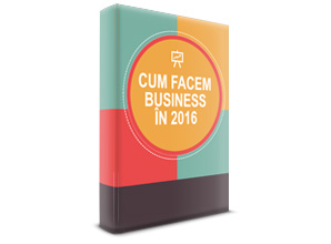 Manager Express e-book, Cum sa facem business in 2016
