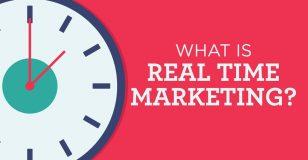 Real-Time Marketing – cea mai rapida metodă de a răspunde nevoilor consumatorilor