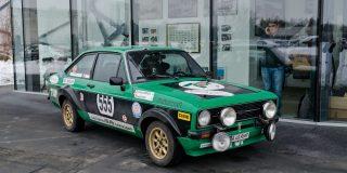 Echipă românească de motorsport participă la Rallye Monte Carlo Historique