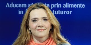 Danone: Oana Farcasanu preia functia de Director HR pentru Bledina Franta