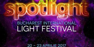 Festivalul international al luminii Spotlight 2017