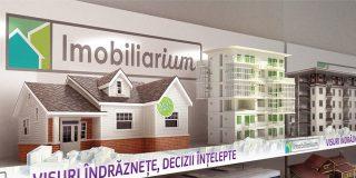 Târgul imobiliar unde vizitatorii pot vedea cu ochelari VR caselr şi apartamentele de vânzare