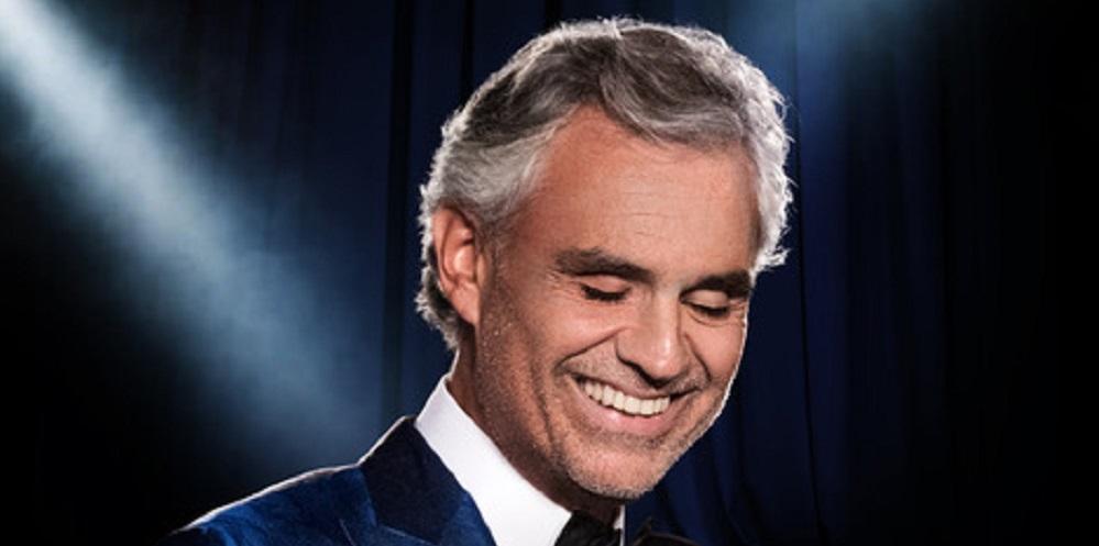 Andrea Bocelli va susţine anul acesta două concerte extraordinare în România