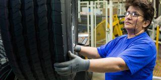 Michelin angajeaza inca 100 de persoane in fabrica de la Zalau