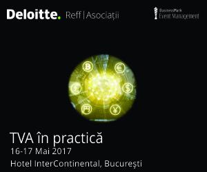 TVA în practică, prezentat de Deloitte