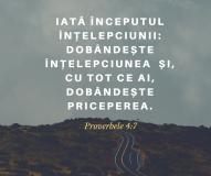 Versete din Biblie utile in antreprenoriat