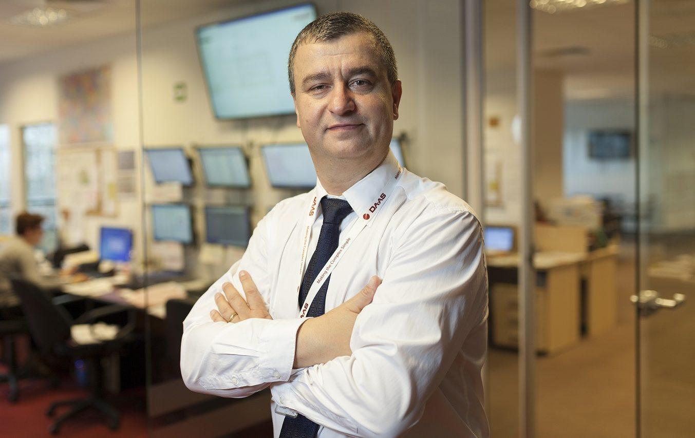 Antreprenor roman: Daniel Mocanu, Director General al grupului DAAS