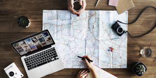 Planificarea online a calatoriei, o optiune utilizata la nivel global, inclusiv in Romania