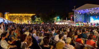 Alexandru Tomescu și Sinfonieta Wien la Piata Festivalului George Enescu