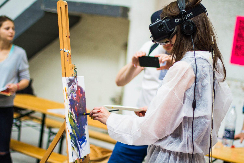 Urmatorul tau interviu ar putea fi intr-o realitate virtuala (VR)