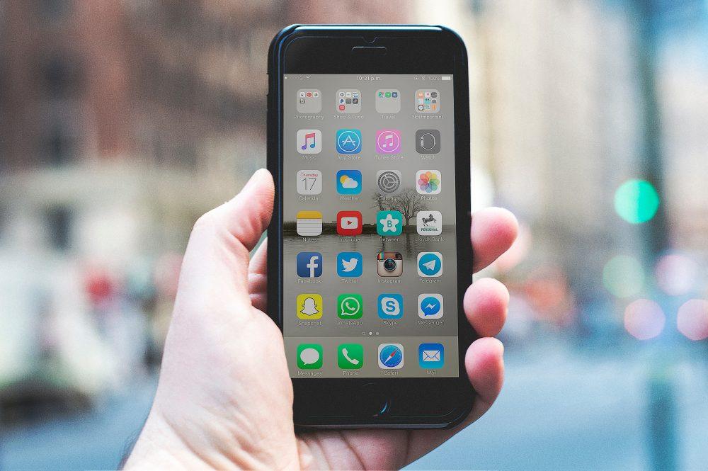 Tendintele anului 2017 in dezvoltarea aplicatiilor mobile