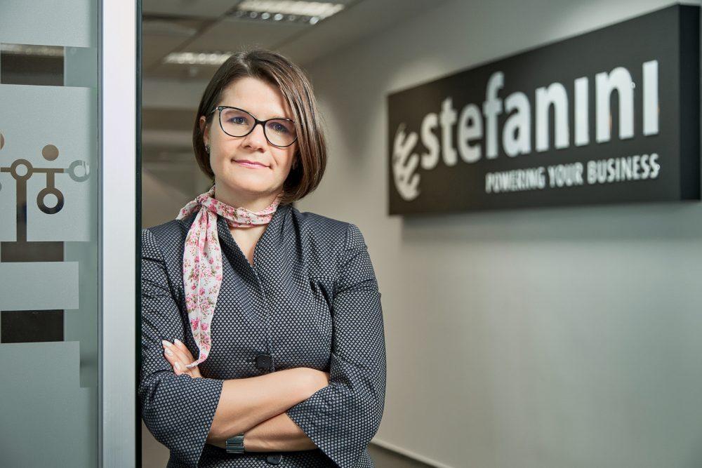 Eliza Irimia s-a alaturat companiei Stefanini pe pozitia de Director Financiar pentru regiunea EMEA