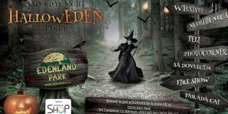 La Edenland, v-am pregatit un eveniment pana in miez de noapte