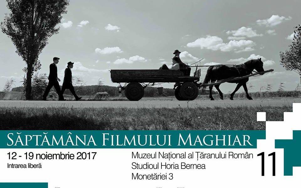 Incepe Saptamana Filmului Maghiar, la Bucuresti