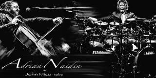 Violoncelistul Adrian Naidin, in premiera la Baia Mare, Satu Mare si Targu Lapus