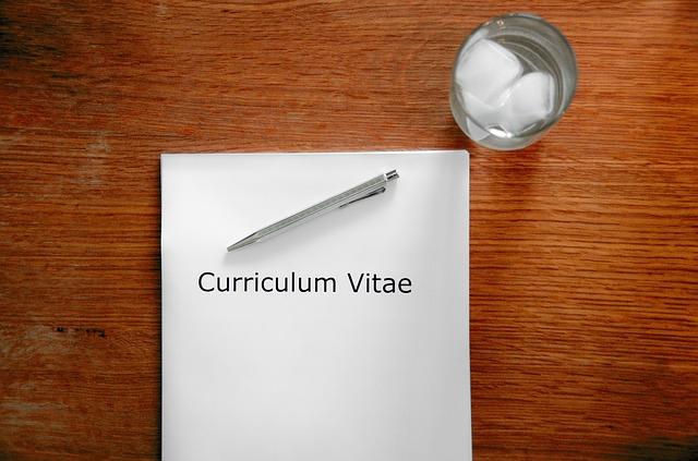 Cum va arata CV-ul tau in 2030