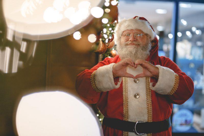 Santa Claus in economy