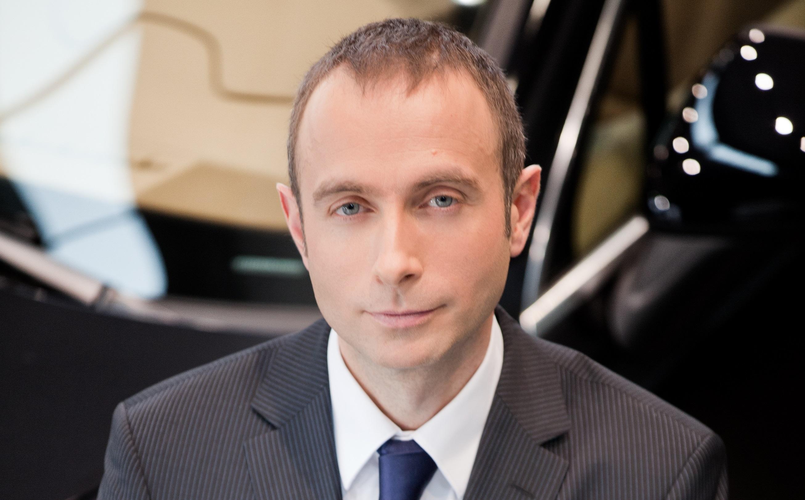 Alin Tapalaga revine in Romania pe pozitia de Director General al Porsche Inter Auto