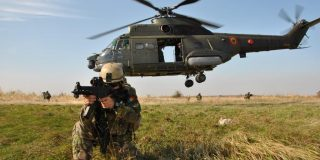 Armata Romaniei participa la Bucharest Gaming Week