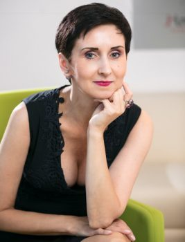 Georgeta Dendrino, Georgeta Dendrino, Managing Director - Interact