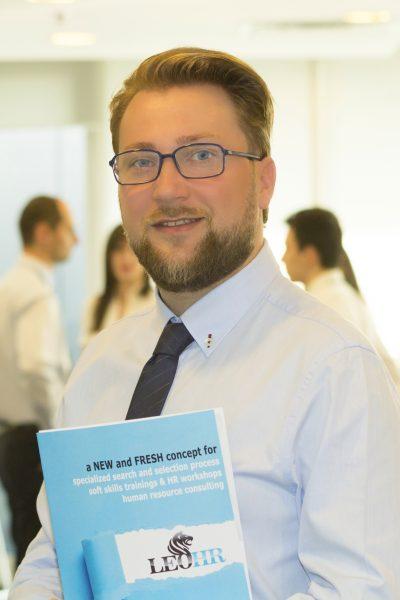 Leonard Rizoiu, Managing Partner - leoHR