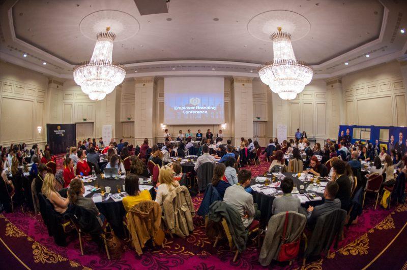 Employer Branding Conference: afla care sunt noile strategii de retentie si efectul GDPR asupra departamentului de HR