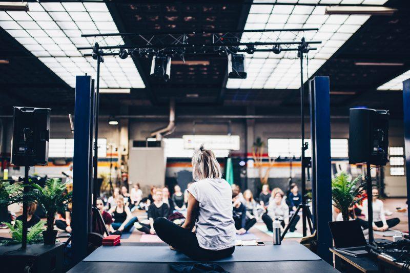 Unde poti face yoga?