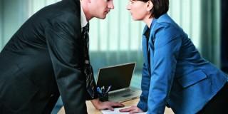 Managementul furiei şi conflictele de muncă