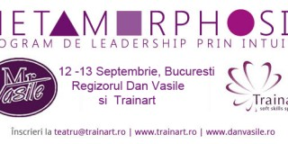 Metamorphosis- Program de Leadership prin Intuiție